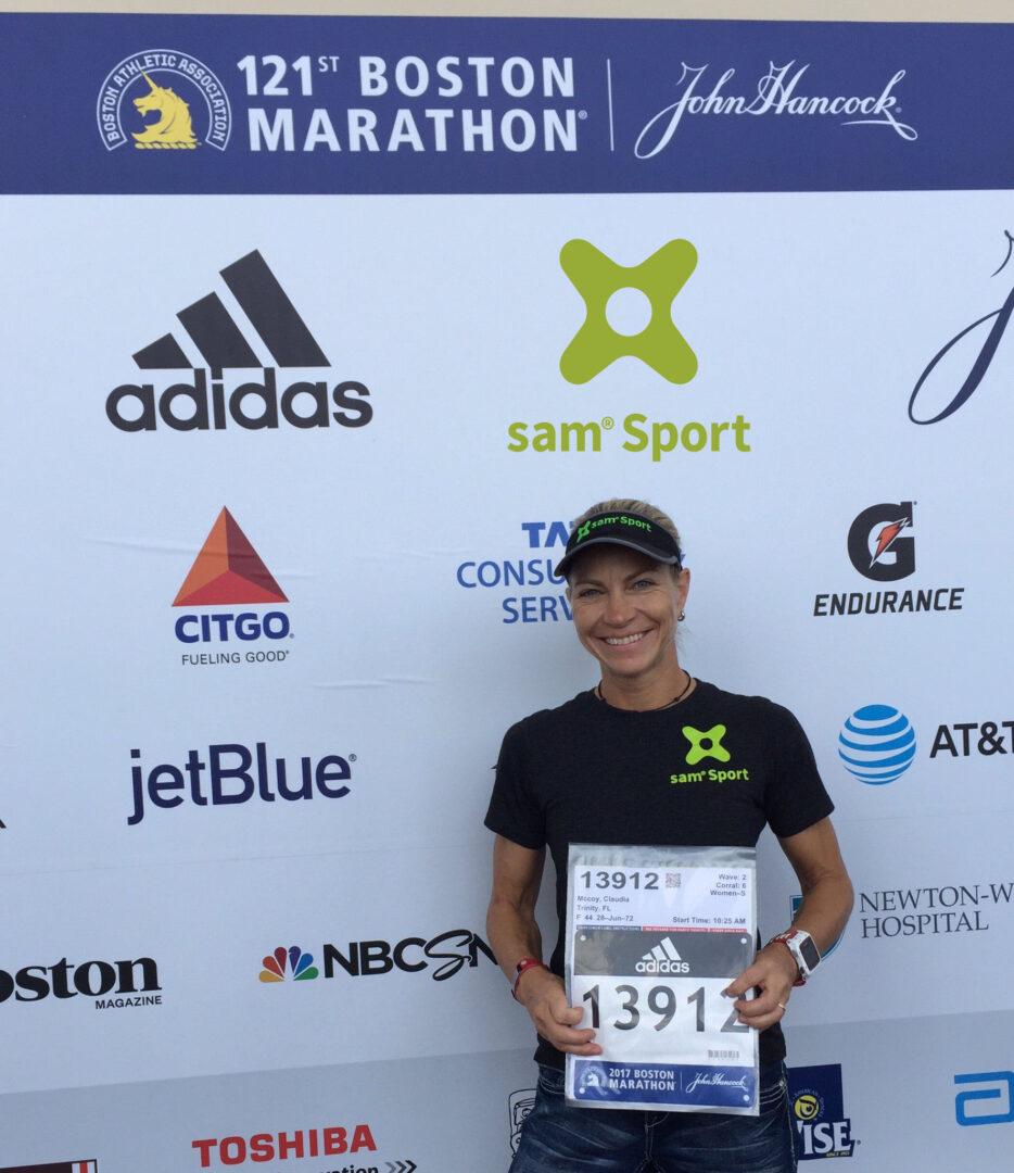 claudia marathon